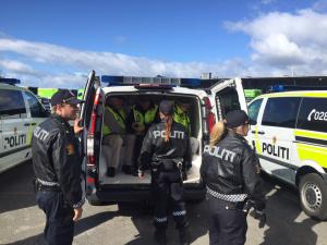 Politiaksjon 1.6.2015